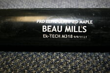 BEAU MILLS GAME USED AXIS PRO MODEL BAT CLEVELAND INDIANS 2007 1ST ROUND PICK