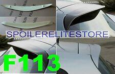 ALETTONE   POSTERIORE  ALFA 147 CON PRIMER  F113P-SS113-5A SPOILER