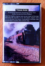 Nature's Music TRAIN RIDE: VINTAGE STEAM ENGINE RELAXATION SOUND EFFECTS - RARE!