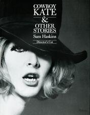 SAM HASKINS Cowboy Kate Director's Cut, livre + 3 tirages signés, état neuf