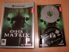 ENTER THE MATRIX ,PAL ESPAÑA ¡¡¡EXCELENTE ESTADO!!!