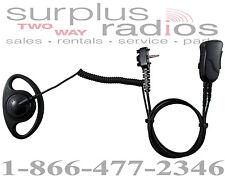 SPM-1222S D RING HEADSET VERTEX YEASUE RADIOS VX231 VX351 VX354 EVX531 EVX539