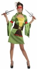 Teenage Mutant Ninja Turtles TMNT Sexy Raphael Costume Dress & Shell Large #5218