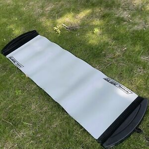 REEBOK SLIDE LATERAL TRAINING BOARD AEROBIC FITNESS WORKOUT EXERCISE