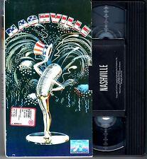 Nashville (1975) VHS editoriale L'Unità Lingua originale con subtitles ALTMAN