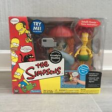More details for the simpsons world of springfield wos playset environment krustylu studios bob