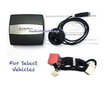 Audiovox CarStream BT100MAZ Mazda BlueTooth Talk/Music Car Stereo Adapter Kit