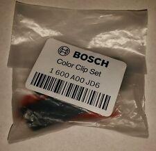 Bosch Color Clip Set 1 600 A00 JD6