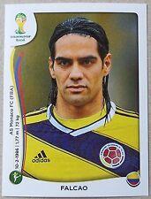 PANINI STICKER-FIFA-Coupe du Monde 2014-nº 202-FALCAO Colombie -