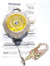 MSA 10017931 Dyna-Lock Safety Line Retractable Lanyard