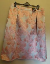 Marks & Spencer Collection UK20 EU48 US16 new pink-mix sparkly lined skirt
