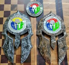 Fits Spartan Race trifecta wedges Medal holder for OCR races Trifecta Display