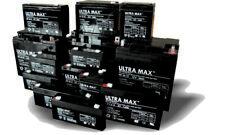 ULTRAMAX 12v 7Ah a 100Ah & Carro De Golf Eléctrico Juguete Batería De Coche