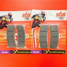 Yamaha YZF 750 R7 OW02 Race Kit 99 > ON SBS Front Race Sinter Brake Pads Set EO