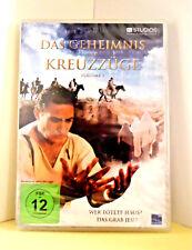 °° Das Geheimnis der Kreuzzüge - Volume 1 - DVD - 2010 - NEU & OVP °°