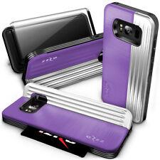 Galaxy Note 8 / S8 / S8 Plus Case, Zizo Retro Wallet Case w/ Screen Protector