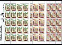 Liechtenstein Kleinbogen MiNr. 1073-75 postfrisch MNH Weihnachten (1073