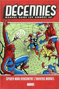 COMICS - DECENNIES MARVEL DANS LES ANNEES 60 > INTEGRALE / MARVEL 80 ANS, PANINI