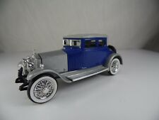 Mx375, río rolls royce twenty 1923 1:43 Made in Italy!