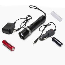 LED Charging Cycling Bycicle Light Headlamp Headlight Bike Lamp Torch Flashlamp