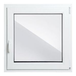 Finestre in PVC Aluplast Ideal 4000 col.Bianco varie misure con Anta&Ribalta!!