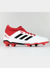 Scarpe da Calcio bimbo adidas Predator 18.3 FG J Cp9011 Bianco-rosso-nero 38 2/3