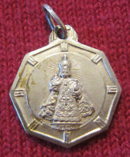 Antique Catholic Religious Holy Medal / Enfant Jesus Benissez Nous / SWEET