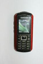 Samsung Solid Extreme GT-B2100 - Scarlet Red (Ohne Simlock) Handy ohne Akku