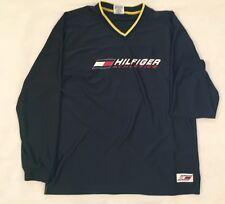 TOMMY HILFIGER ATHLETICS Long sleeve active jersey shirt VINTAGE XXL 2XL