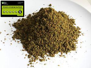 Zaatar Spice Palestinian 1st Class Ground Thyme Mix Zataar Za'tar Zatar 100g