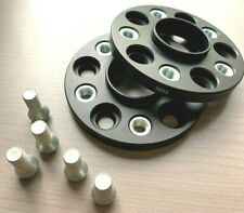 20MM HUB CENTRIC WHEEL SPACERS FOR MASERATI 5X114.3 CB 67.1 WITH BOLTS INCLUDED