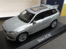 1/43 norev volvo xc90 2015 Electric Silver 870053