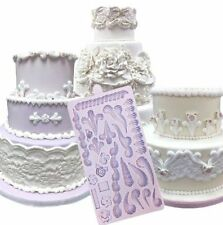 Karen Davies Royal Icing Essentials Sugarcraft Mould     FAST DESPATCH
