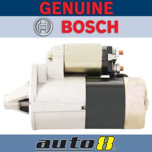 Brand New Bosch Starter Motor for Suzuki Sierra SJ413 1.3L (G13BA) '89 to '99