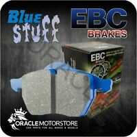 NEW EBC BLUESTUFF REAR BRAKE PADS SET TRACK / RACE PADS OE QUALITY - DP51933NDX