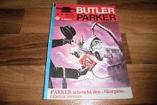 Günter Dönges -- BUTLER PARKER  # 47 -- ..PARKER SCHEUCHT den SKORPION