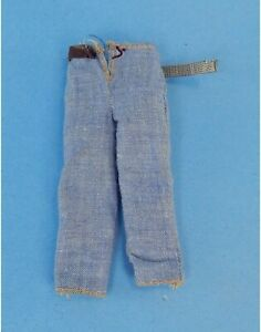Vintage 1980 Mego Dukes of Hazzard #09050/1 Bo Duke Denim Blue Jeans C8