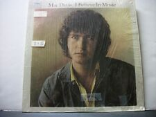 Mac Davis - I Believe In Music The Song Painter KC 30926 with Lyrics Sheet