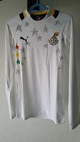 Shirt Jersey Maillot Trikot Puma GHANA Player Issue Trikot Shirt Maglia Camiseta