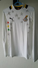Shirt Jersey Maillot Trikot Puma GHANA Player Issue Stock Pro Maglia Camiseta M