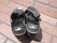 Women's Rocketdog black elastic wedge heels size 7M Retails $39.95