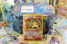 100 Pokemon Card Random Lot GX EX GUARANTEED Charizard 1st Ed Holo Rare Common