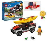 LEGO City Great Vehicles Kayak Adventure 60240 Building Kit (84 Piece) Best Deal