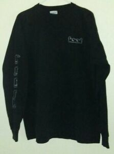 Tool Vintage 2001 Laterlus Long Sleeve Rock Tee Shirt XL 22 x 29 SEE ALL PICS