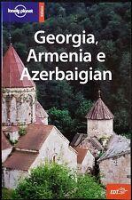 Guide EDT (Lonely Planet): Georgia, Armenia e Azerbaigian, Ed. EDT, 2004