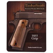 1911 Government Fullsize THE SHIELD Walnut Laminate TimberSmith New Grips