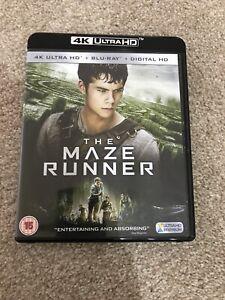 The Maze Runner - 4K Ultra HD & Blu-ray