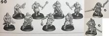 Warhammer 40k - Dark Vengeance - Chaos Space Marines - Chaos Cultists Squad B