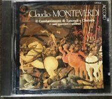 Monteverdi: Il Combattimento di Tancredi e Clorinda, 1984 Accord 149504 Germany