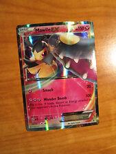 LP Pokemon MAWILE EX Card BLACK STAR PROMO Set XY103 Ultra Rare Collector Box